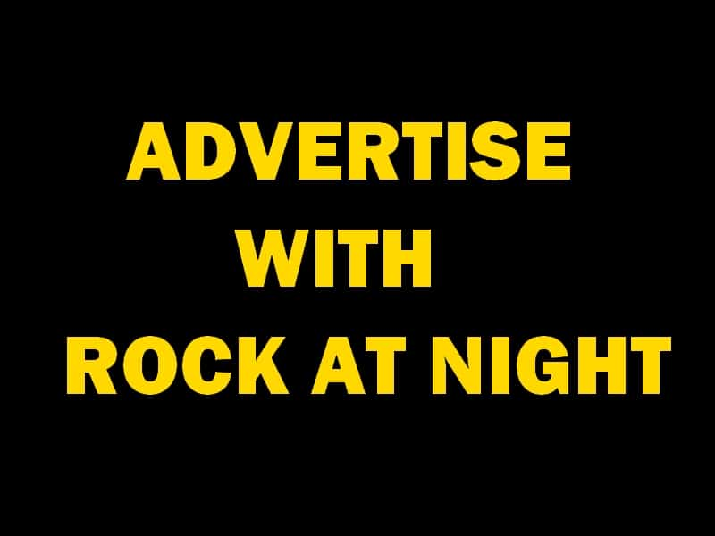 Advertise with Rock At Night