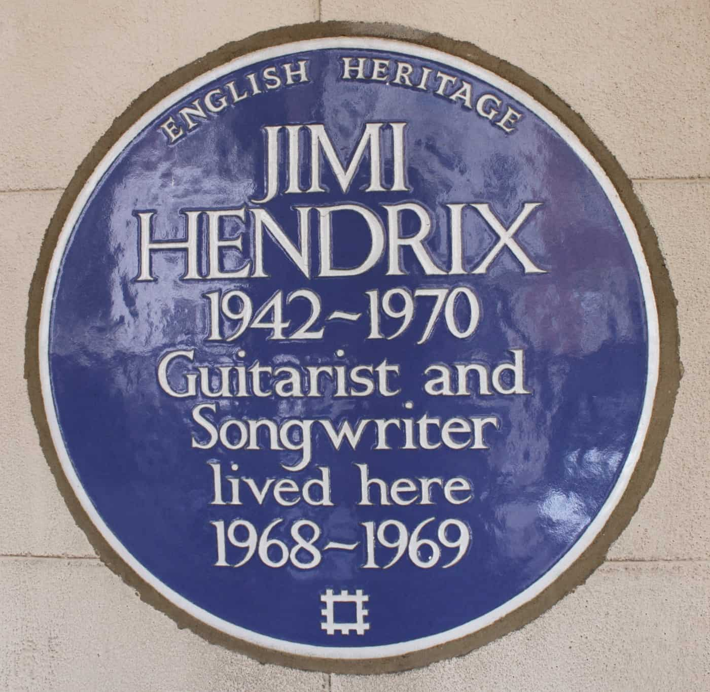 Hendrix_Blue_Plaque_©Handel_House_Trust