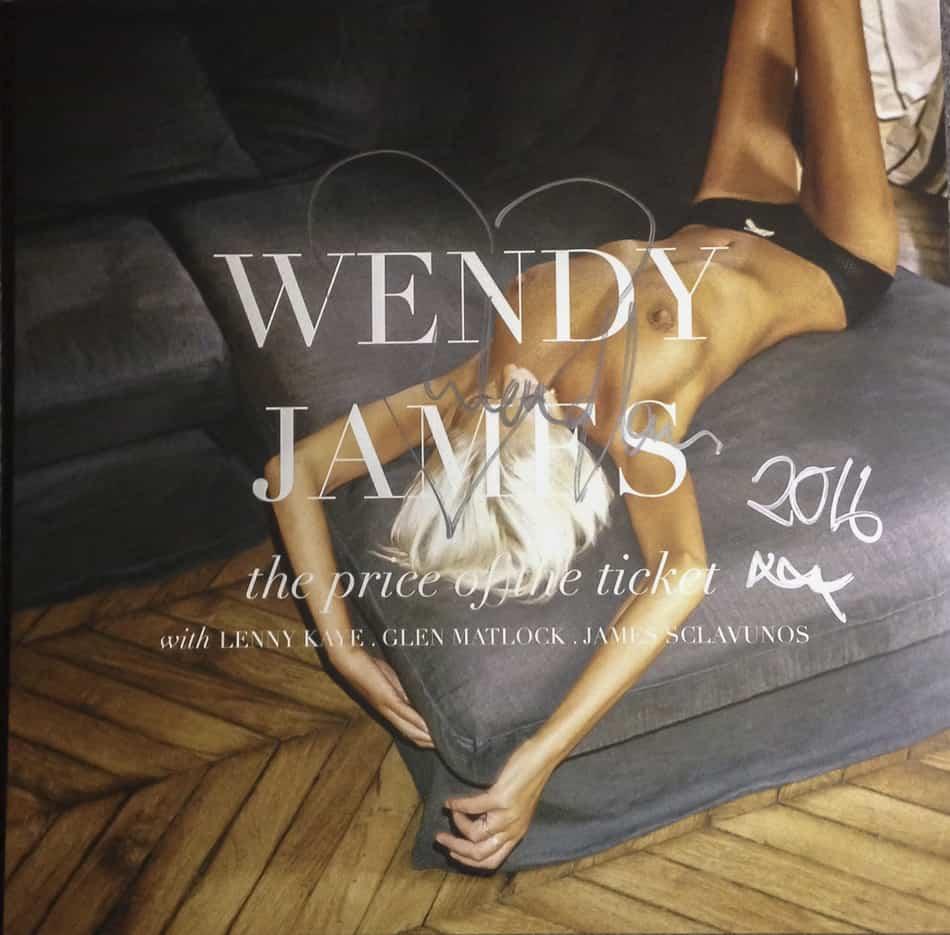 Wendy James album cover-1