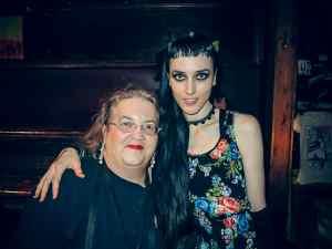 Anita Stewart and Kimberly Freeman