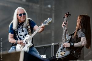 Uriah Heep at Bang Your Head Festival 2016
