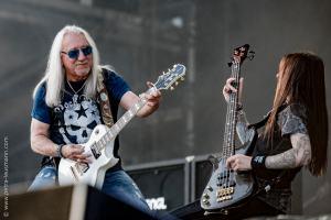 Uriah Heep at Bang Your Head Festival 2016