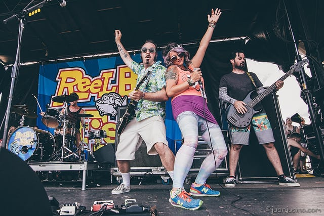 Reel Big Fish Uk Tour
