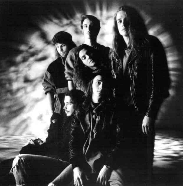 Temple Of The Dog Jeff Ament, Matt Cameron, Stone Gossard, Eddie Vedder, Chris Cornell, Mike McCready.