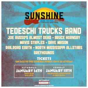 Sunshine Music Festival 2017