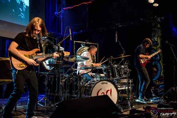 The Carl Palmer ELP Tribute Band