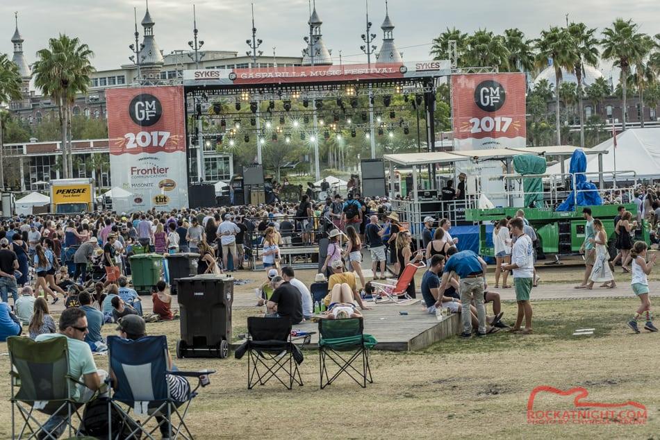 Gasparilla Music Festival-Tampa