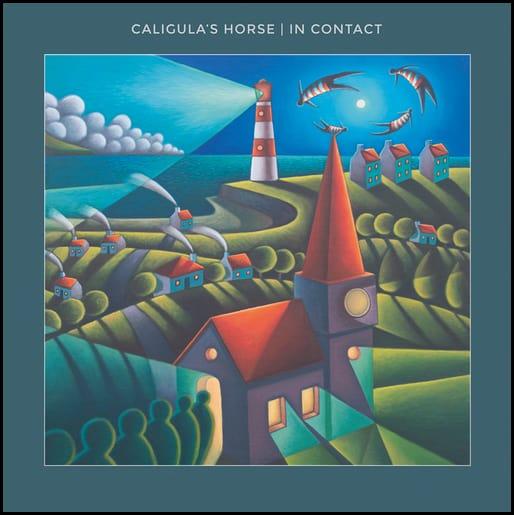 Caligulas Horse – In Contact album art
