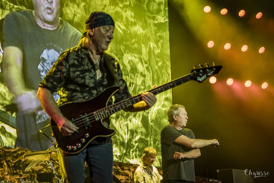 Roger Glover and Ian Gillan