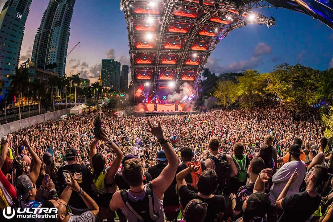 Ultra Music Festival-Miami