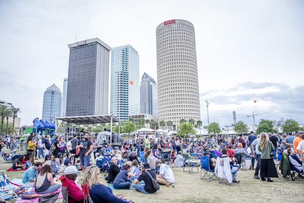 Gasparilla Music Festival 2018