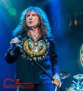 Whitesnake shakes up Raleigh with 80s rock music glory! | Rock At Night