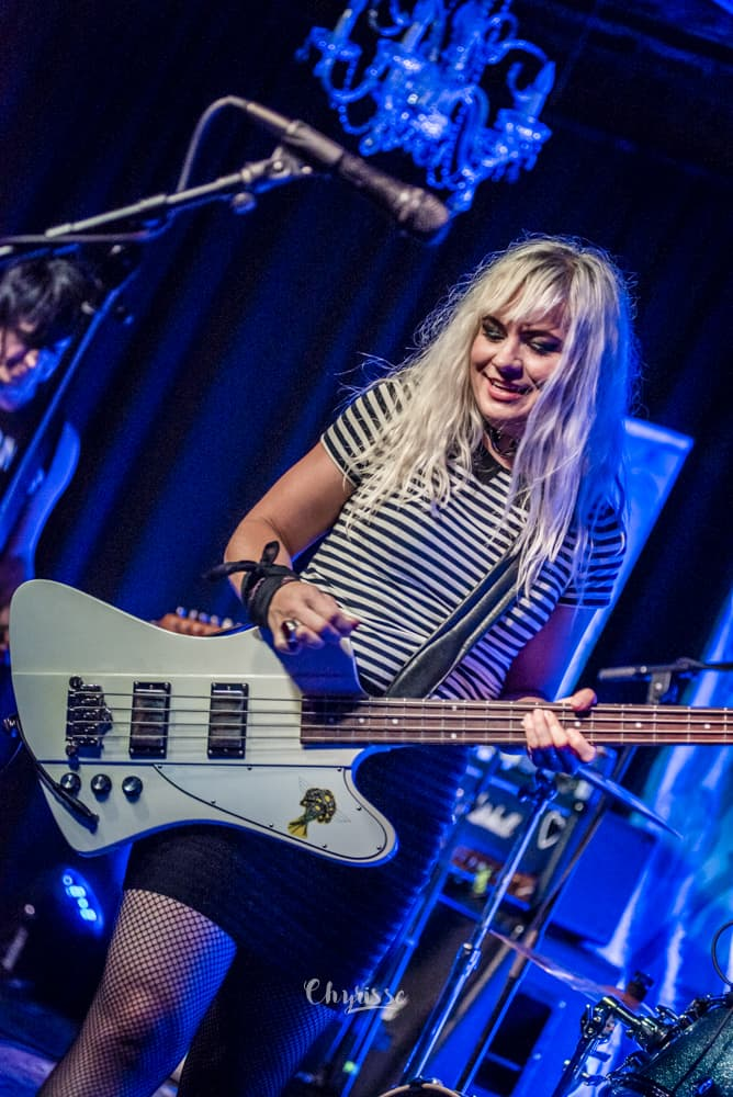 Kelly of The Dollyrots