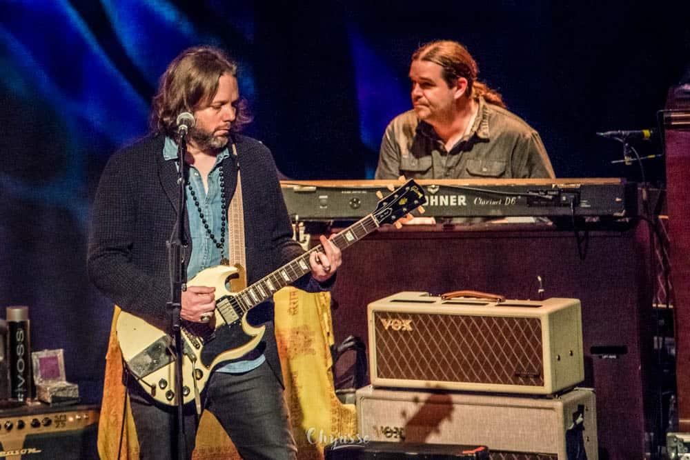 Rich Robinson and Matt Slocum-The Magpie Salute