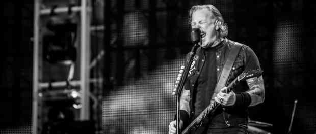 Metallica: Ecstasy of Metal in Manchester   Rock At Night