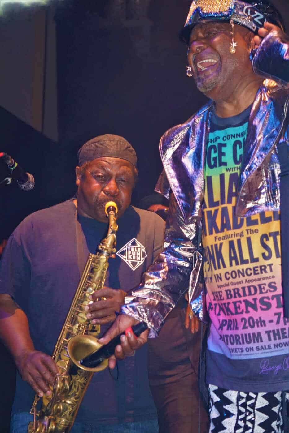 Greg Thomas & George Clinton