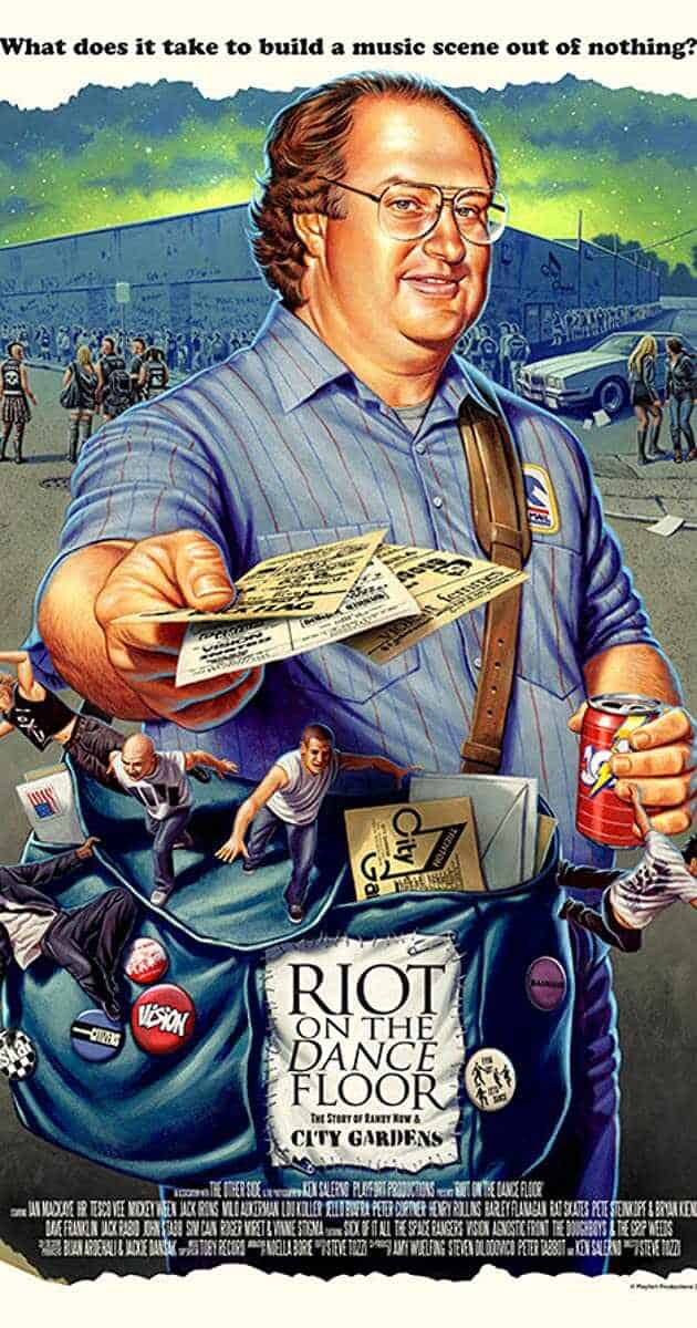 Riot on the Dance Floor movie poster