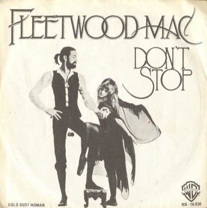 Fleetwood Mac Don't Stop