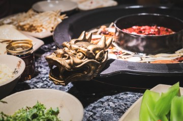 Chengdu's hotpot