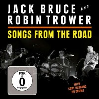 Jack Bruce & Robin Trower - Songs From The Road CD/DVD