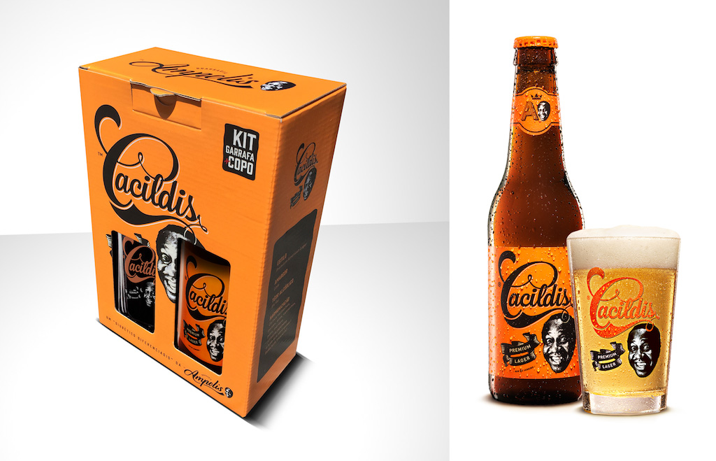Cervejas Biritis™ e Cacildis™, da Brassaria Ampolis agora ...