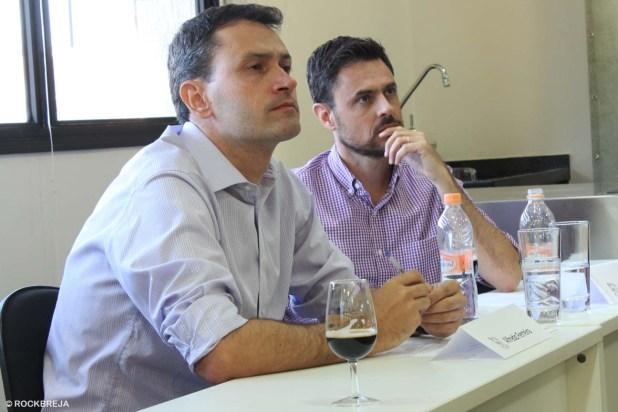 Alfredo Ferreira e Juliano Mendes
