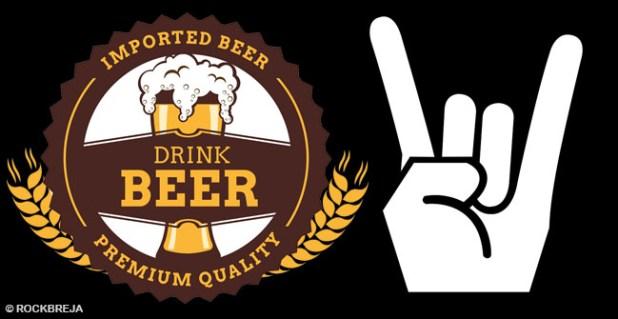 Drink Beer sugere rótulos de bandas para celebrar a data