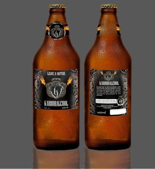 Karburalcool (Estilo: India Pale Ale / Teor Alcoólico: 7,0%)