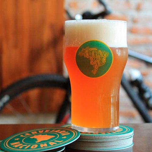 Magrela - sem lúpulo (Estilo: Specialty Beer / ABV: 6,5% / Cervejaria: Nacional / País: Brasil)