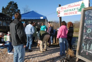 It was the perfect day to spread the word about Rockbridge Animal Alliance.