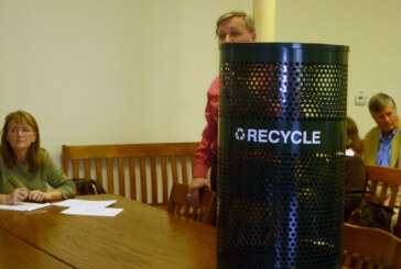 Students, city push recycling upgrades