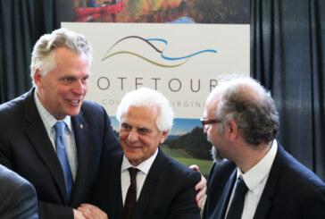 International company to create 350 jobs in Botetourt County