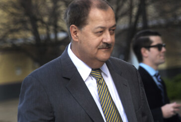 Jailed Massey Energy CEO appeals misdemeanor in deadly mine explosion