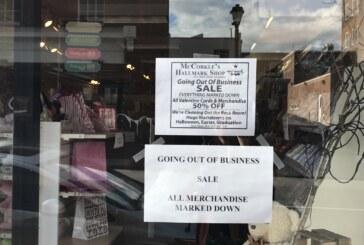 Lexington to lose three longtime businesses