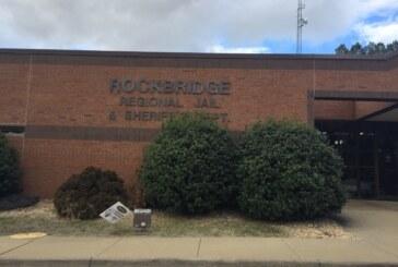 Rockbridge Regional Jail faces overcrowding