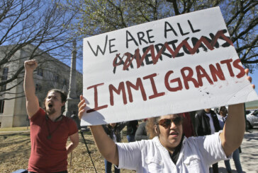 Businesses close for 'Day Without Immigrants' protest