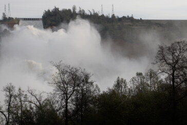Crews working to repair damaged California dam