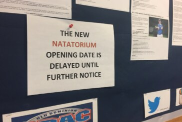 Water is among the least of concerns for W&L's new natatorium
