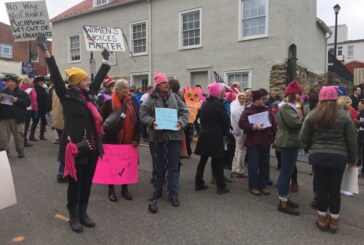 """Hundreds show up to protest Cline's """"Day of Tears"""" proposal"""