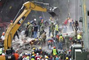 Death toll in Mexico's earthquake still rising