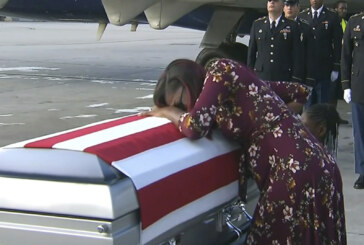 Families of fallen note uneven record of consolation by Trump