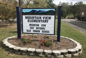 Mountain View celebrates 100 years, Blue Ribbon award