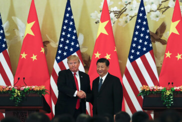 Trump doesn't blame China for taking trade advantages