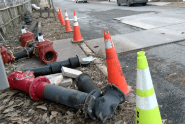 City pipes burst in wake of freezing temperatures