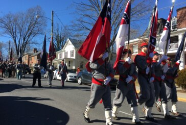 Parades lure marchers to Lexington's streets