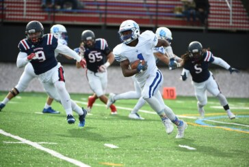 Sophomore running back faces high expectations