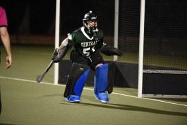 Field hockey goalie enjoys record-setting career
