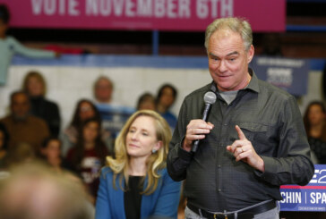 Tim Kaine re-elected to U.S. Senate