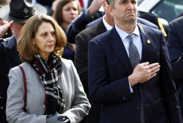 Va. gov's wife expresses regret after complaint about mansion tour