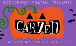 2nd Annual CARVED: A Halloween Event!
